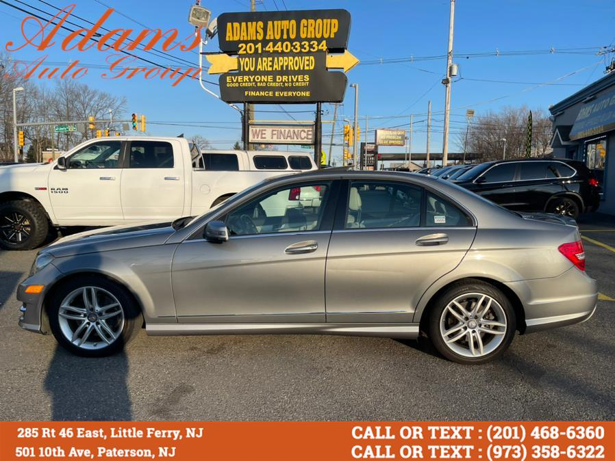 Used Mercedes-Benz C-Class 4dr Sdn C300 Sport 4MATIC 2014 | Adams Auto Group . Little Ferry , New Jersey