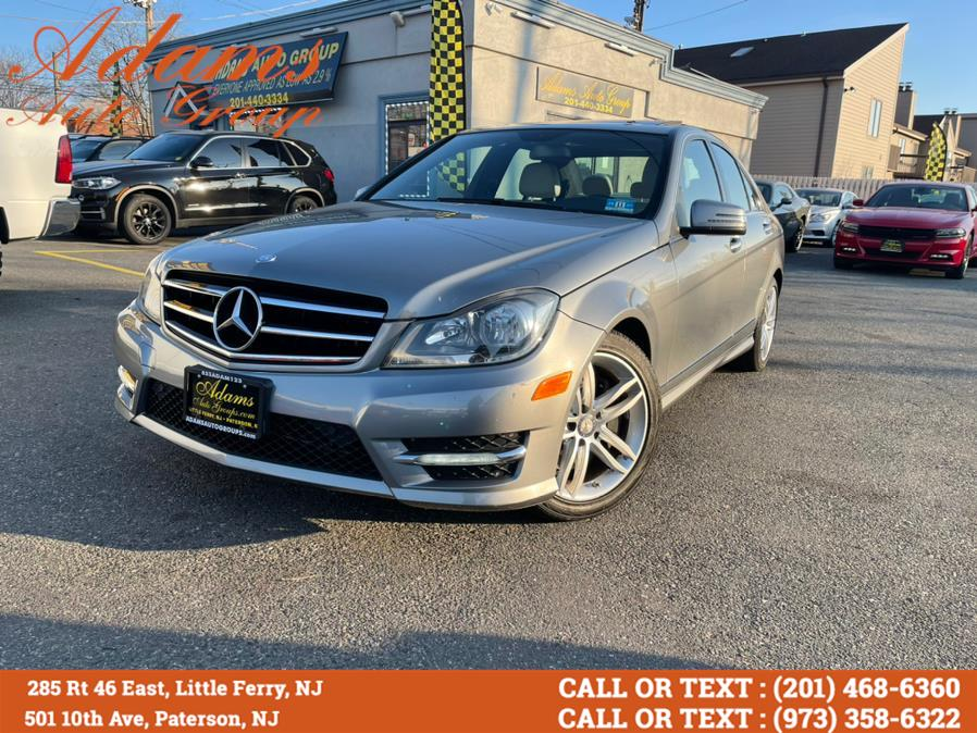 2014 Mercedes-Benz C-Class 4dr Sdn C300 Sport 4MATIC, available for sale in Little Ferry , NJ