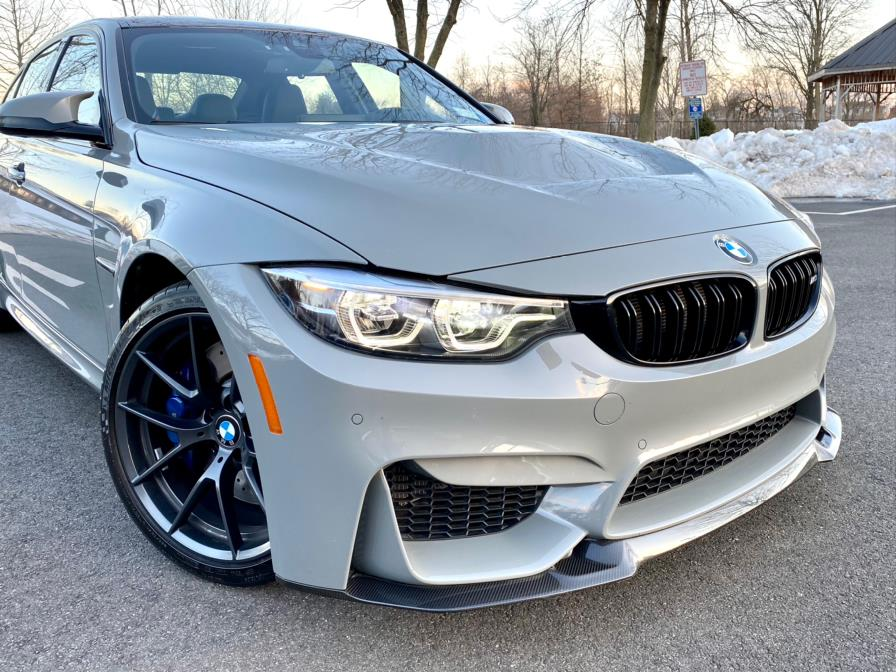Used BMW M3 CS Sedan 2018   Easy Credit of Jersey. South Hackensack, New Jersey
