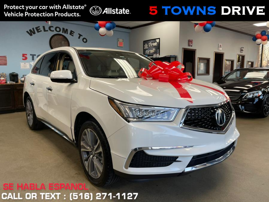 Used Acura MDX TECH/PKG FWD w/Technology Pkg 2018 | 5 Towns Drive. Inwood, New York