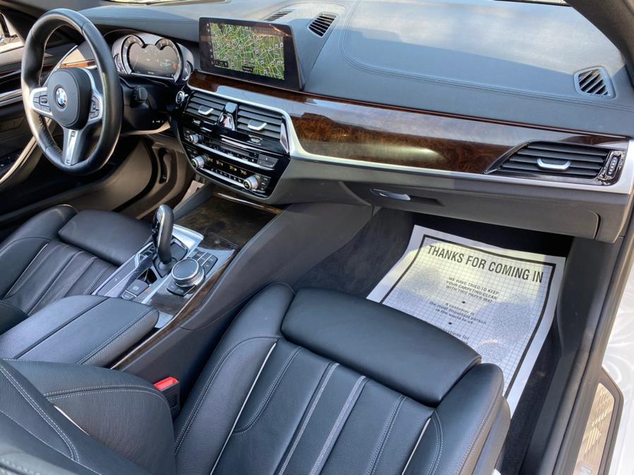 Used BMW 5 Series ///M Sport Package 530i xDrive Sedan 2017 | Diamond Cars R Us Inc. Franklin Square, New York