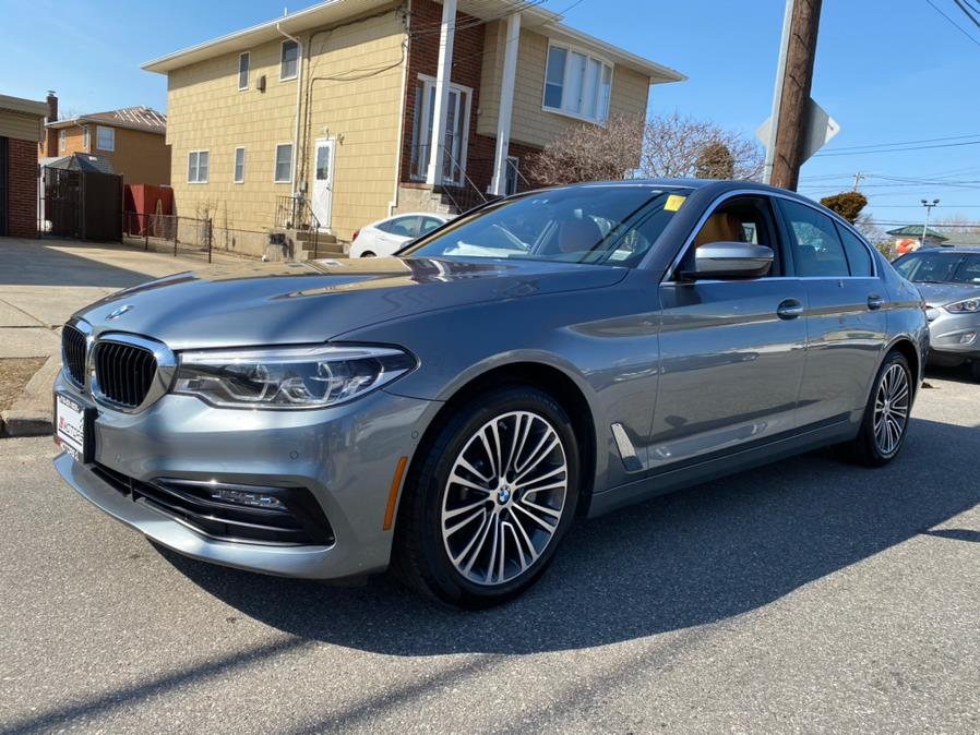 Used BMW 5 Series Sport Line 540i xDrive Sedan 2017 | Diamond Cars R Us Inc. Franklin Square, New York