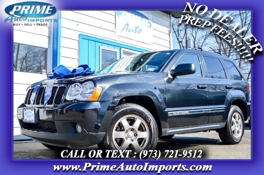 Used 2010 Jeep Grand Cherokee in Bloomingdale, New Jersey | Prime Auto Imports. Bloomingdale, New Jersey