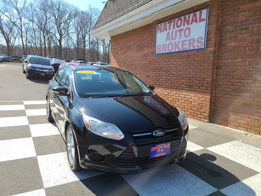 Used 2014 Ford Focus in Waterbury, Connecticut | National Auto Brokers, Inc.. Waterbury, Connecticut