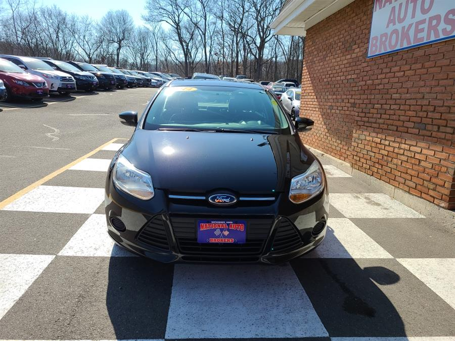 Used Ford Focus 4dr Sdn SE 2014 | National Auto Brokers, Inc.. Waterbury, Connecticut