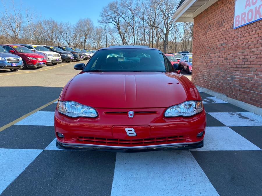 Used Chevrolet Monte Carlo 2dr Cpe SS Supercharged 2004 | National Auto Brokers, Inc.. Waterbury, Connecticut