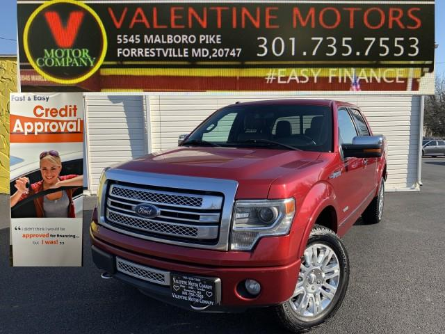 Used 2013 Ford F-150 in Forestville, Maryland   Valentine Motor Company. Forestville, Maryland