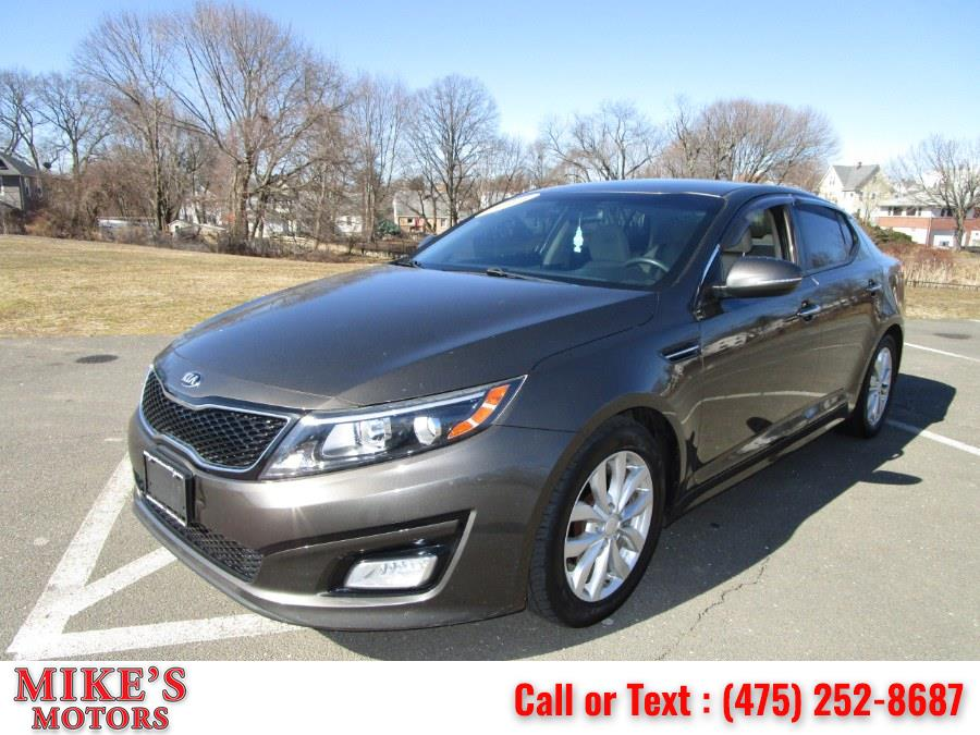Used 2014 Kia Optima in Stratford, Connecticut | Mike's Motors LLC. Stratford, Connecticut