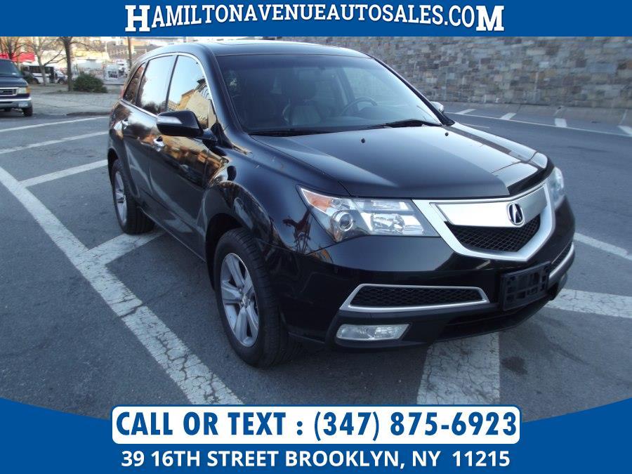 Used Acura MDX AWD 4dr 2013 | Hamilton Avenue Auto Sales DBA Nyautoauction.com. Brooklyn, New York
