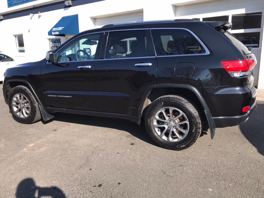 Used Jeep Grand Cherokee 4WD 4dr Limited 2014 | Good Guys Auto House. Southington, Connecticut