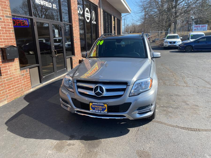 Used Mercedes-Benz GLK-Class 4MATIC 4dr GLK350 2014 | Newfield Auto Sales. Middletown, Connecticut