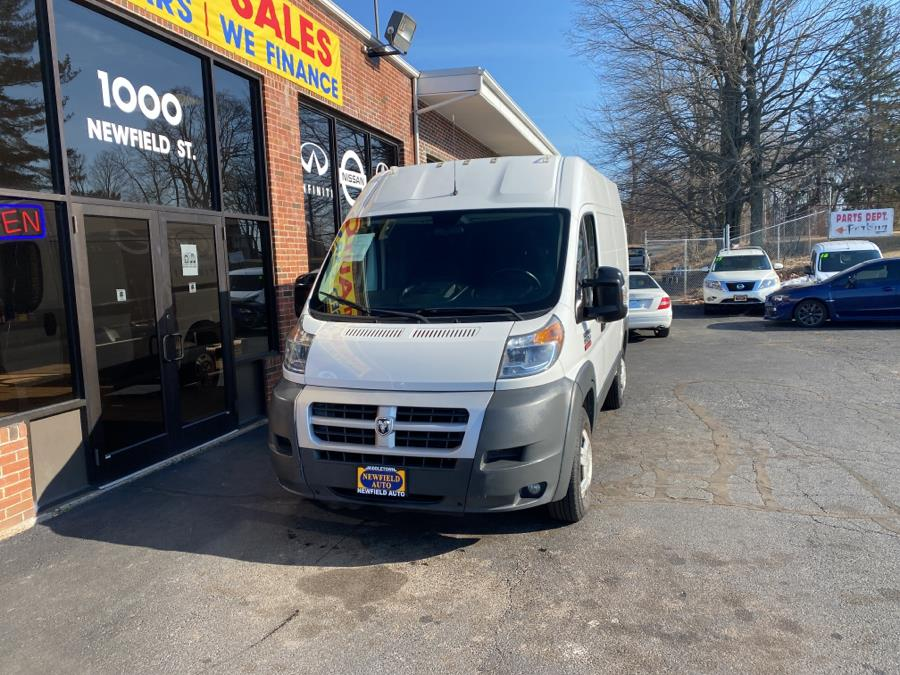 Used 2014 Ram ProMaster Cargo Van in Middletown, Connecticut | Newfield Auto Sales. Middletown, Connecticut