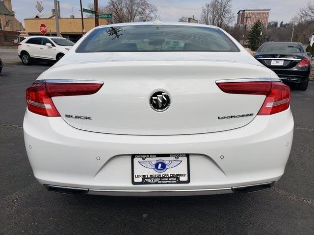Used Buick Lacrosse Premium I Group 2017 | Luxury Motor Car Company. Cincinnati, Ohio