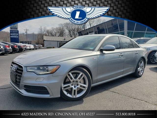 Used 2015 Audi A6 in Cincinnati, Ohio | Luxury Motor Car Company. Cincinnati, Ohio