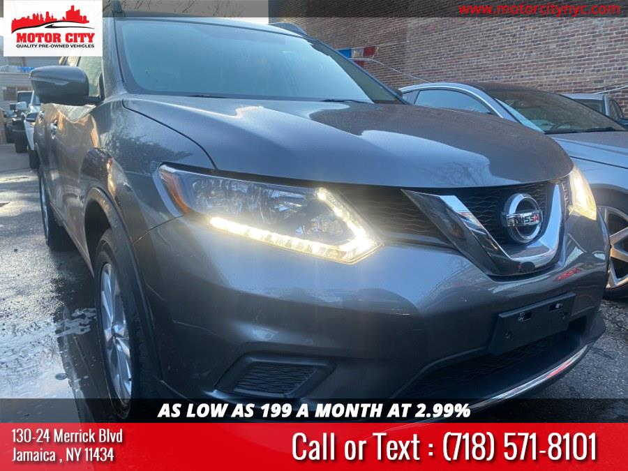 Used Nissan Rogue AWD 4dr SV 2015 | Motor City. Jamaica, New York