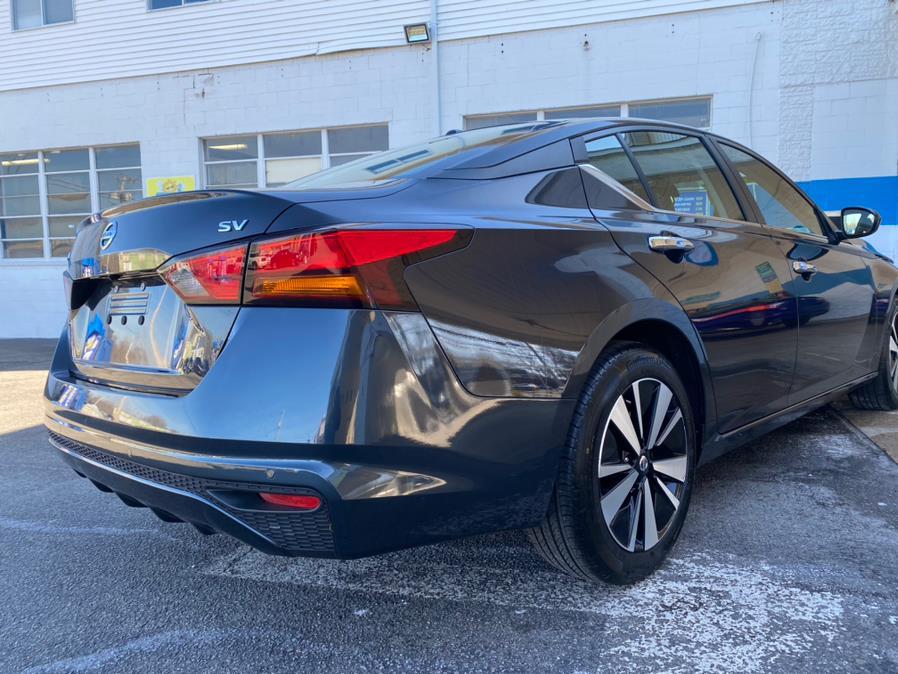 Used Nissan Altima 2.5 SV Sedan 2021 | Capital Lease and Finance. Brockton, Massachusetts