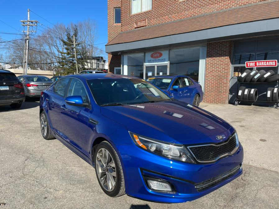 Used Kia Optima 4dr Sdn SX 2014 | Safe Used Auto Sales LLC. Danbury, Connecticut