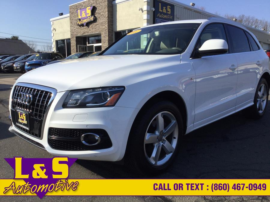 Used 2012 Audi Q5 in Plantsville, Connecticut | L&S Automotive LLC. Plantsville, Connecticut