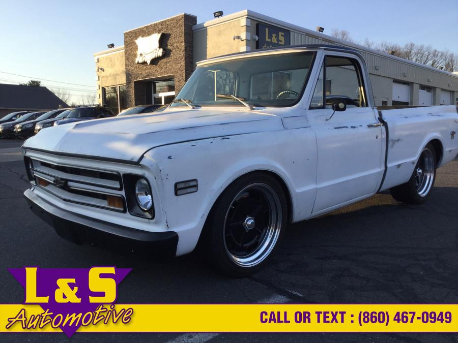 Used Chevrolet C10 C10 Fleetside 1972 | L&S Automotive LLC. Plantsville, Connecticut