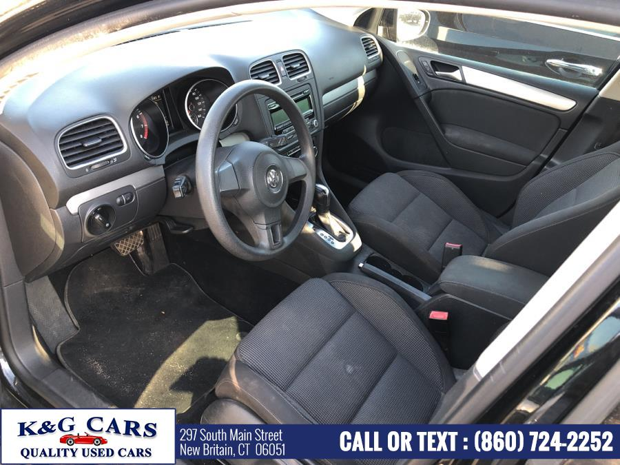 Used Volkswagen Golf 4dr HB Auto PZEV 2013 | K and G Cars . New Britain, Connecticut