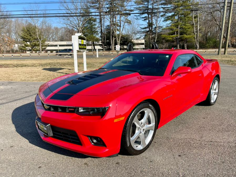 Used Chevrolet Camaro 2dr Cpe SS w/2SS 2015 | Mike And Tony Auto Sales, Inc. South Windsor, Connecticut
