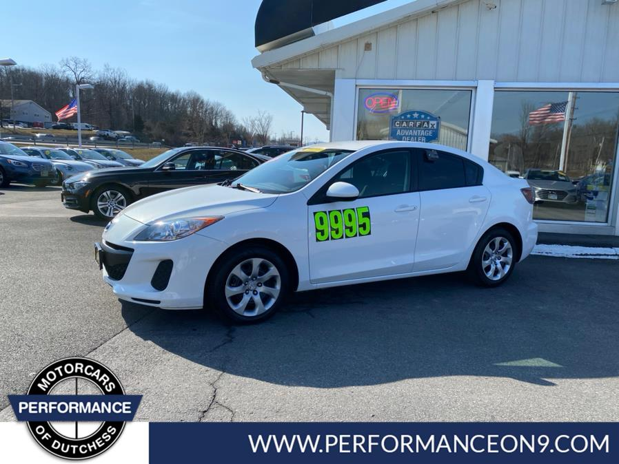 Used 2012 Mazda Mazda3 in Wappingers Falls, New York | Performance Motorcars Inc. Wappingers Falls, New York