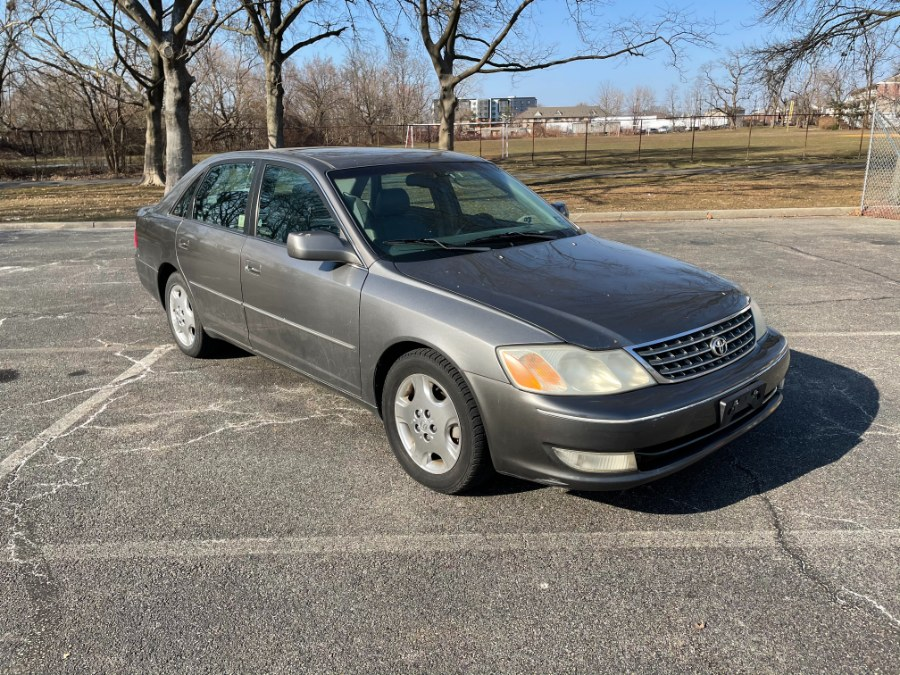 Used Toyota Avalon 4dr Sdn XLS w/Bucket Seats 2003 | Cars With Deals. Lyndhurst, New Jersey