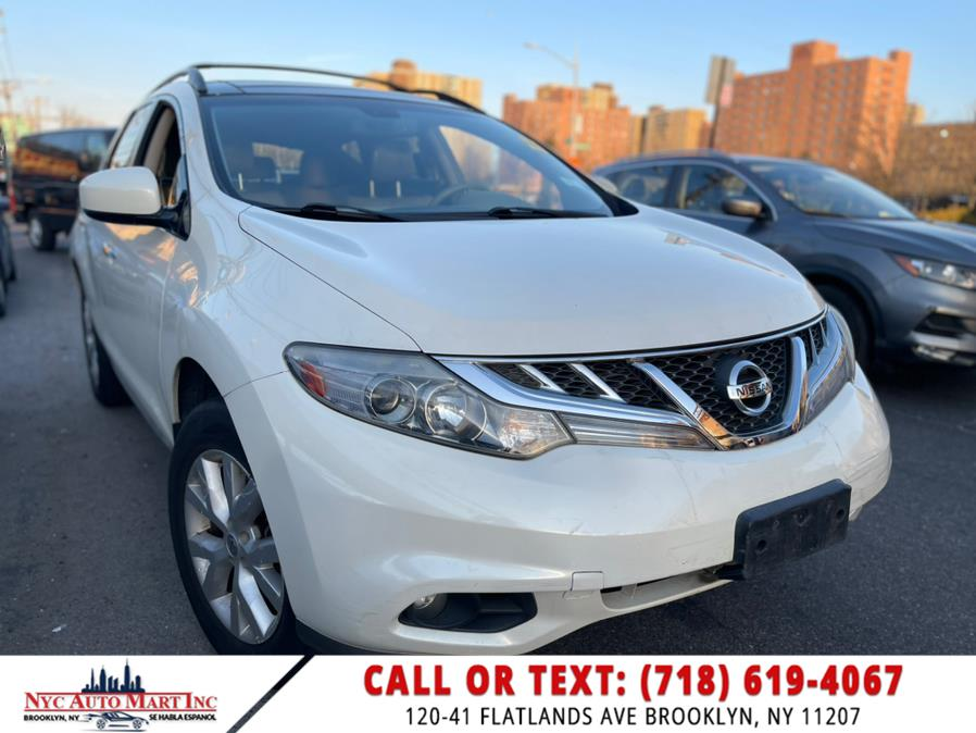 Used 2011 Nissan Murano in Brooklyn, New York | NYC Automart Inc. Brooklyn, New York