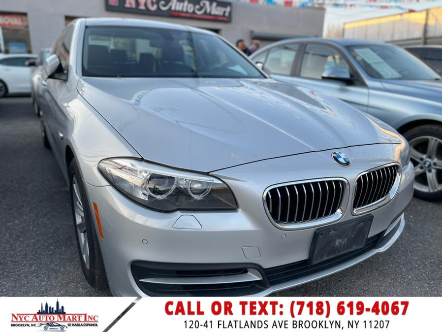 Used 2014 BMW 5 Series in Brooklyn, New York | NYC Automart Inc. Brooklyn, New York