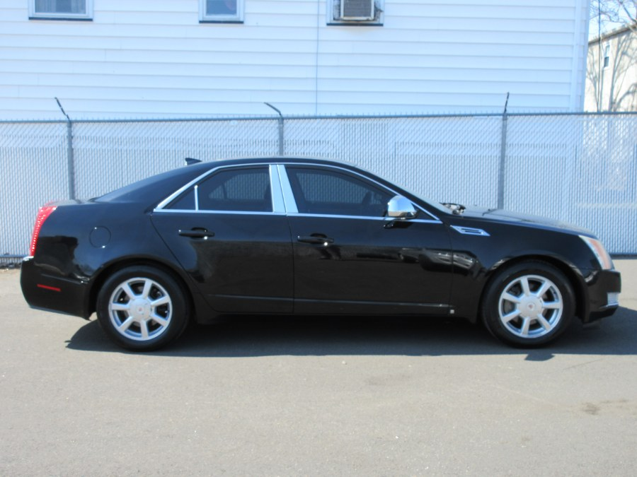 Used Cadillac CTS 4dr Sdn RWD w/1SA 2009 | Route 27 Auto Mall. Linden, New Jersey