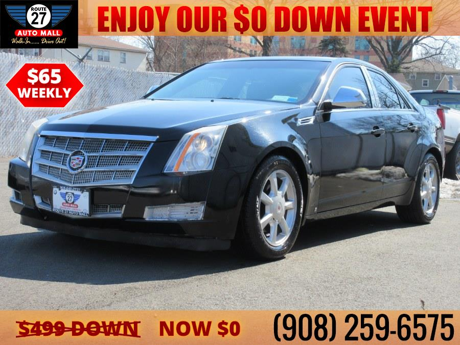Used 2009 Cadillac CTS in Linden, New Jersey | Route 27 Auto Mall. Linden, New Jersey