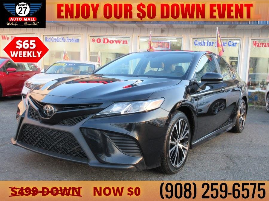 Used 2020 Toyota Camry in Linden, New Jersey | Route 27 Auto Mall. Linden, New Jersey