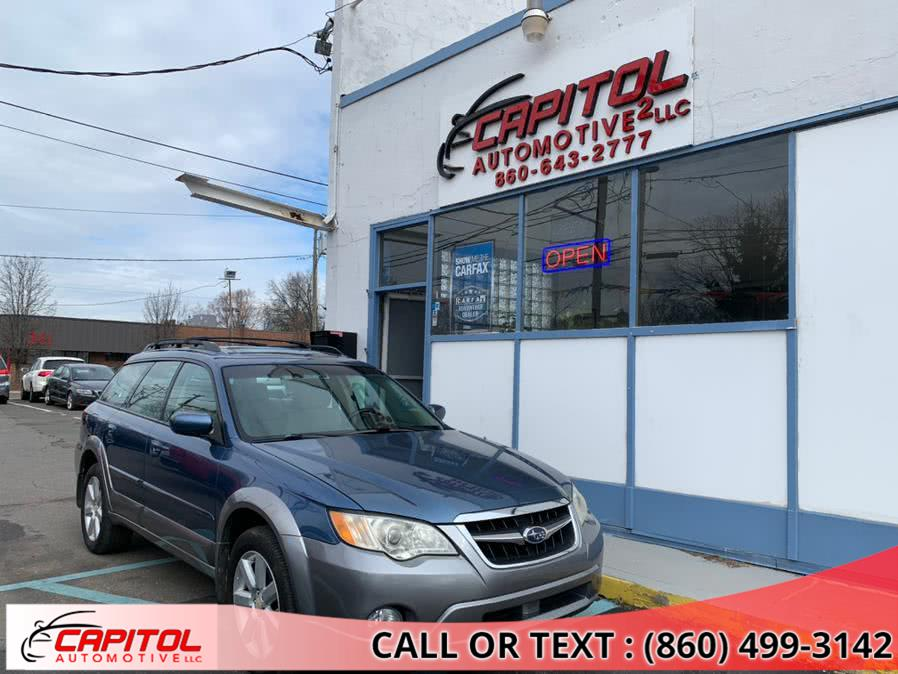 Used 2008 Subaru Outback in Manchester, Connecticut | Capitol Automotive 2 LLC. Manchester, Connecticut