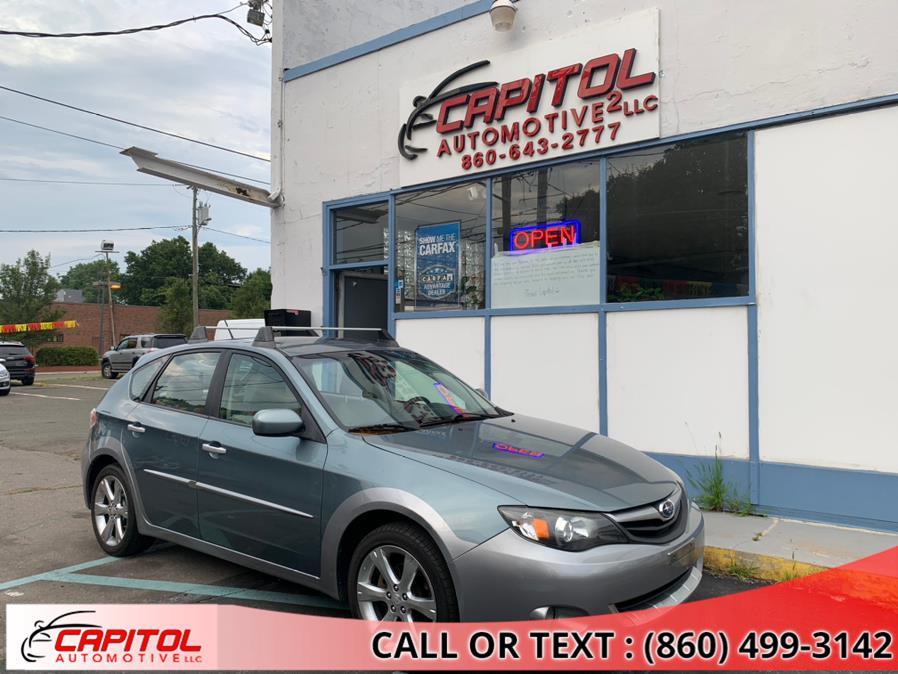 Used Subaru Impreza Wagon 5dr Man Outback Sport 2010 | Capitol Automotive 2 LLC. Manchester, Connecticut