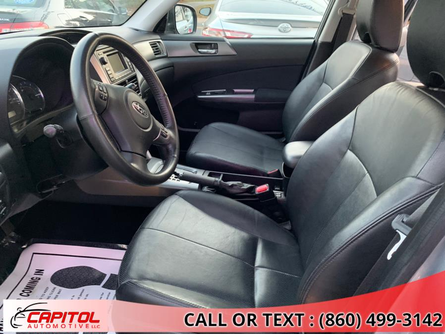 Used Subaru Forester 4dr Auto 2.5X Limited 2013 | Capitol Automotive 2 LLC. Manchester, Connecticut