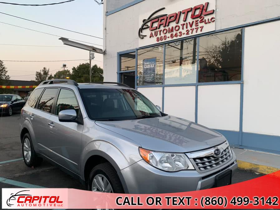 Used 2013 Subaru Forester in Manchester, Connecticut | Capitol Automotive 2 LLC. Manchester, Connecticut