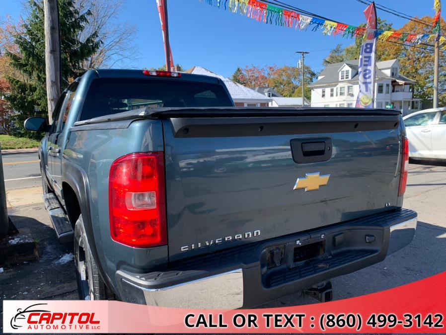 "Used Chevrolet Silverado 1500 4WD Crew Cab 143.5"" LT 2012   Capitol Automotive 2 LLC. Manchester, Connecticut"
