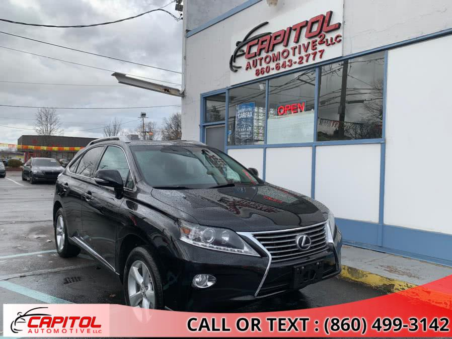 Used 2015 Lexus RX 350 in Manchester, Connecticut | Capitol Automotive 2 LLC. Manchester, Connecticut