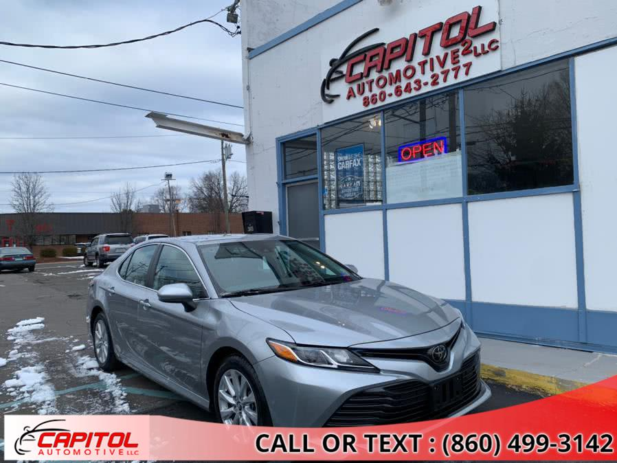 Used 2019 Toyota Camry in Manchester, Connecticut | Capitol Automotive 2 LLC. Manchester, Connecticut