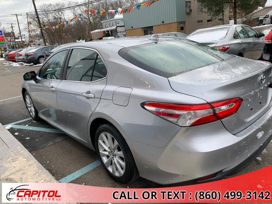 Used Toyota Camry LE Auto (Natl) 2019   Capitol Automotive 2 LLC. Manchester, Connecticut