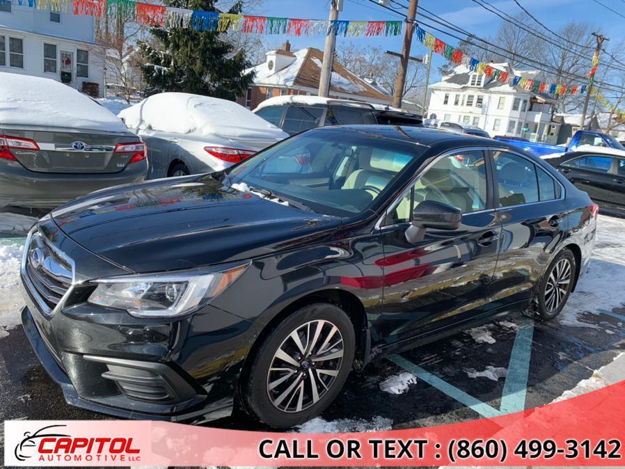 Used Subaru Legacy 2.5i Premium 2018 | Capitol Automotive 2 LLC. Manchester, Connecticut