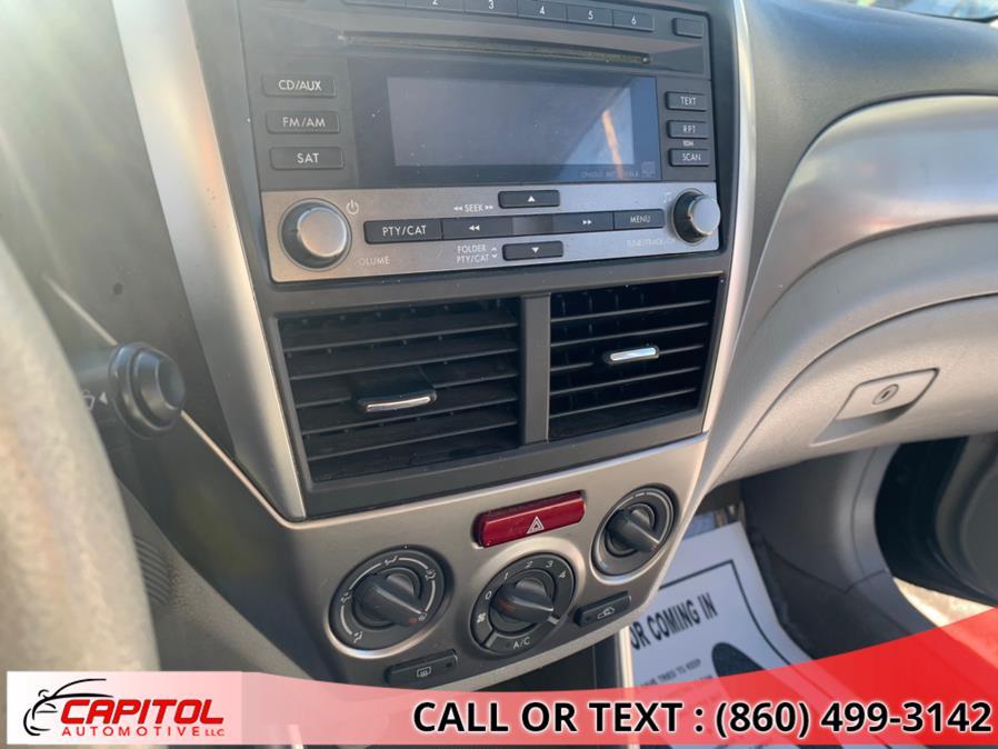 Used Subaru Forester 4dr Auto 2.5X 2010 | Capitol Automotive 2 LLC. Manchester, Connecticut
