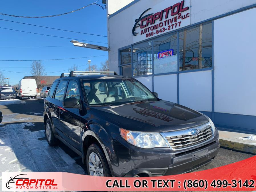 Used 2010 Subaru Forester in Manchester, Connecticut | Capitol Automotive 2 LLC. Manchester, Connecticut