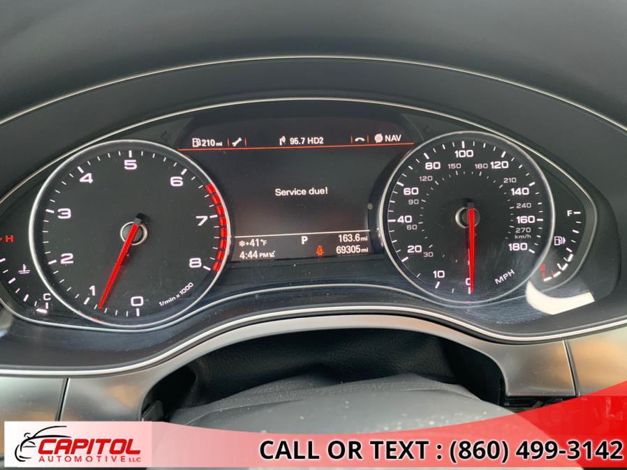 Used Audi A6 4dr Sdn quattro 3.0T Premium Plus 2015 | Capitol Automotive 2 LLC. Manchester, Connecticut