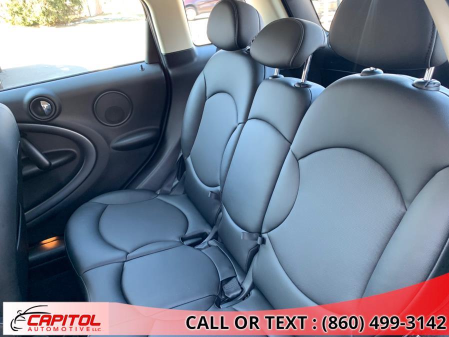 Used MINI Cooper Countryman FWD 4dr S 2014 | Capitol Automotive 2 LLC. Manchester, Connecticut