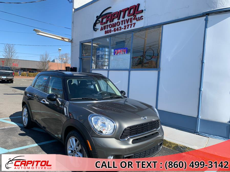 Used 2014 MINI Cooper Countryman in Manchester, Connecticut | Capitol Automotive 2 LLC. Manchester, Connecticut