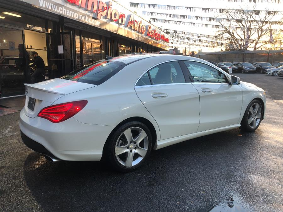Used Mercedes-Benz CLA-Class 4dr Sdn CLA 250 FWD 2015 | Champion Auto Sales Of The Bronx. Bronx, New York