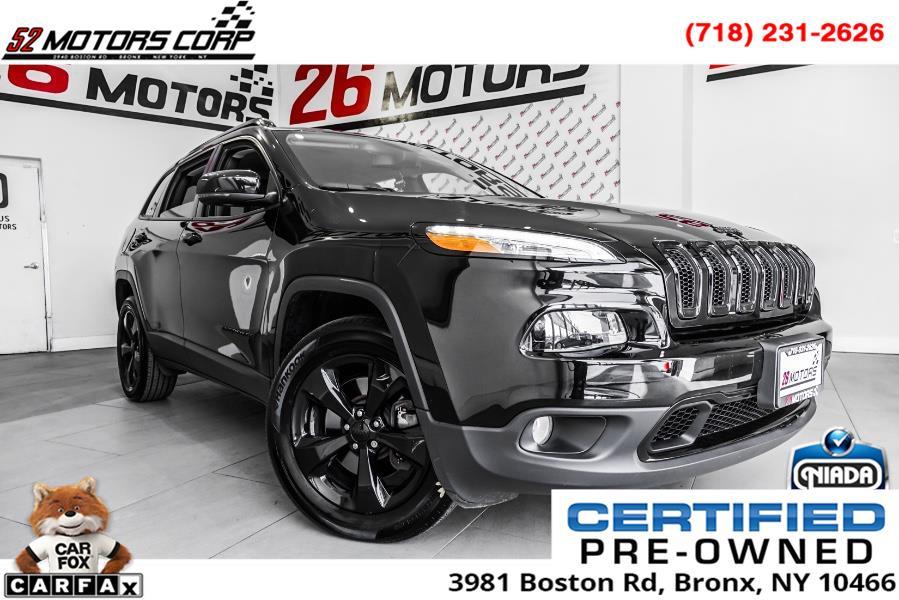 Used 2018 Jeep Cherokee in Woodside, New York | 52Motors Corp. Woodside, New York