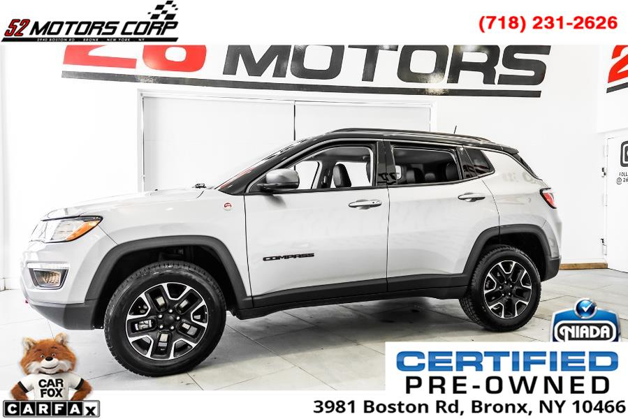 Used 2020 Jeep Compass in Woodside, New York | 52Motors Corp. Woodside, New York