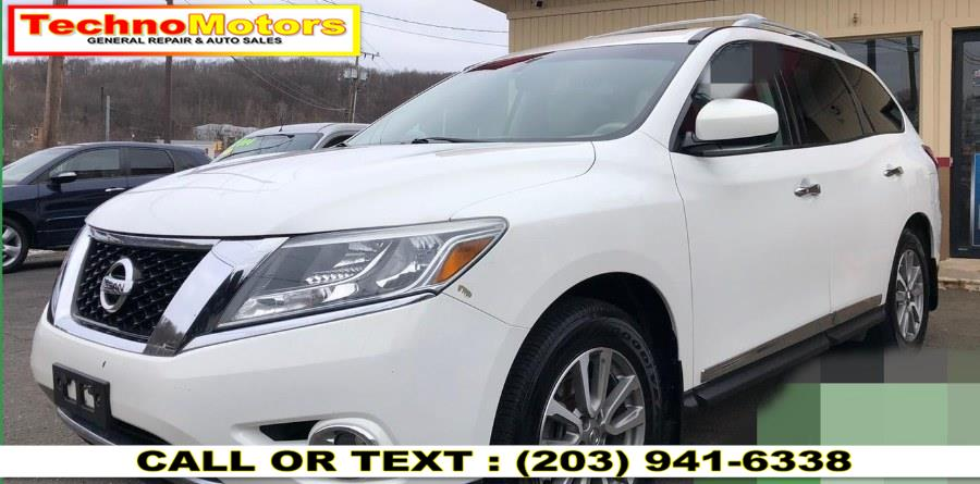 Used 2013 Nissan Pathfinder in Danbury , Connecticut | Techno Motors . Danbury , Connecticut